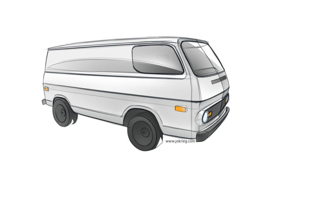 GMC Handi-Van
