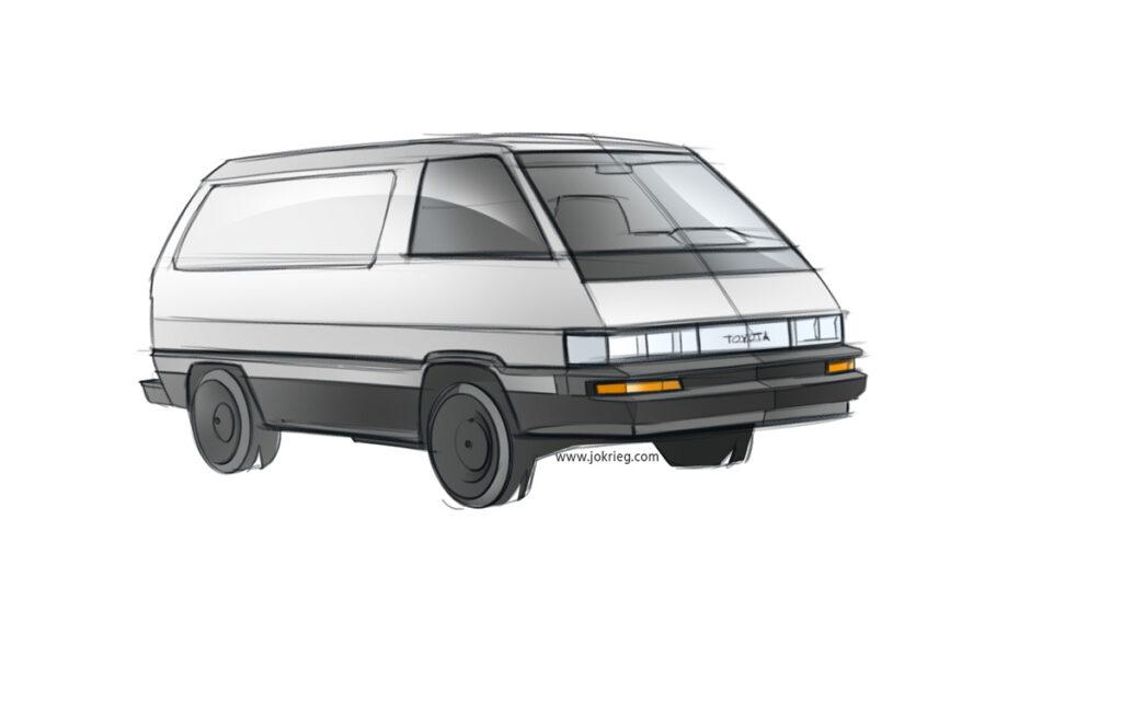 Toyota Space-Cruiser